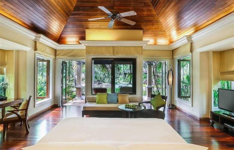 Le Meridien Khao Lak Beach and Spa Resort - Room - 59