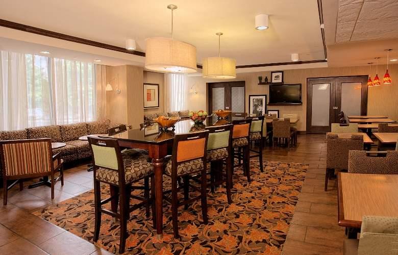 Hampton Inn Asheville - I-26 Biltmore Square - Restaurant - 13