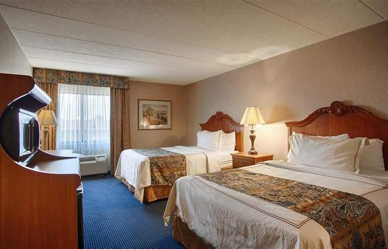 Best Western Mount Vernon Ft. Belvoir - Room - 46