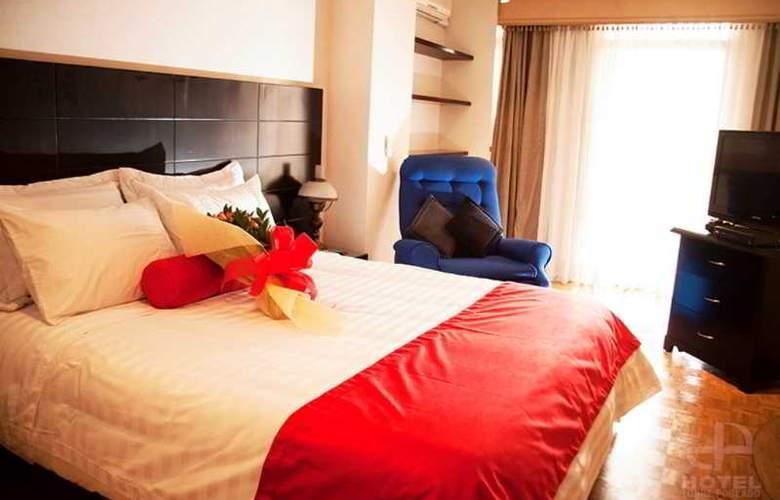 Aparta Suite Torre Poblado - Room - 11