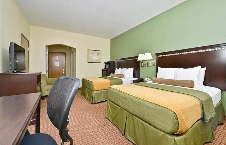 Best Western Greenspoint Inn and Suites - Room - 1