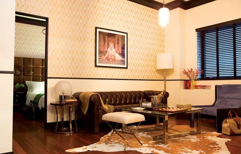 Gild Hall a Thompson Hotel - Room - 9