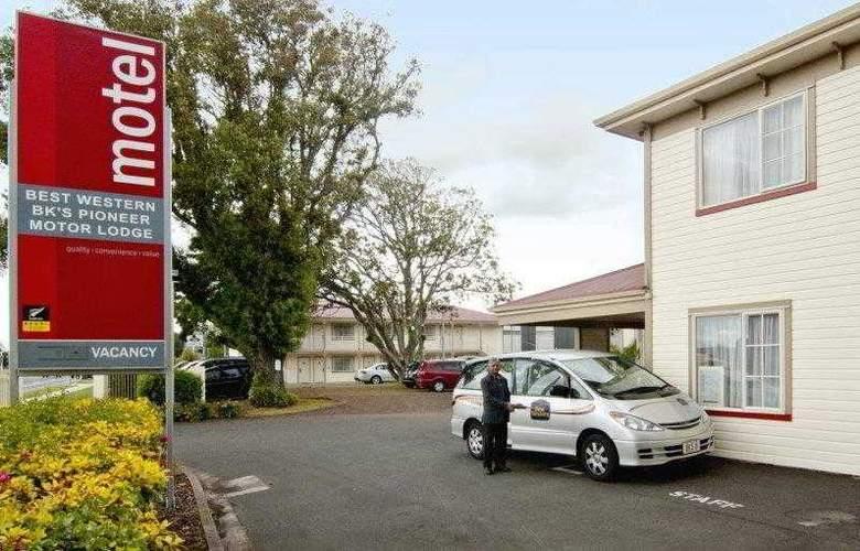Best Western BK's Pioneer Motor Lodge - Hotel - 2