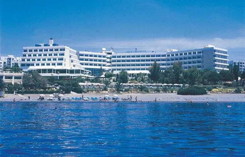 Mediterranean Beach - General - 1