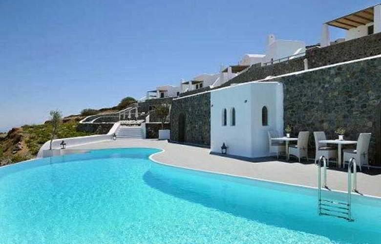 Carpe Diem Santorini - Pool - 5