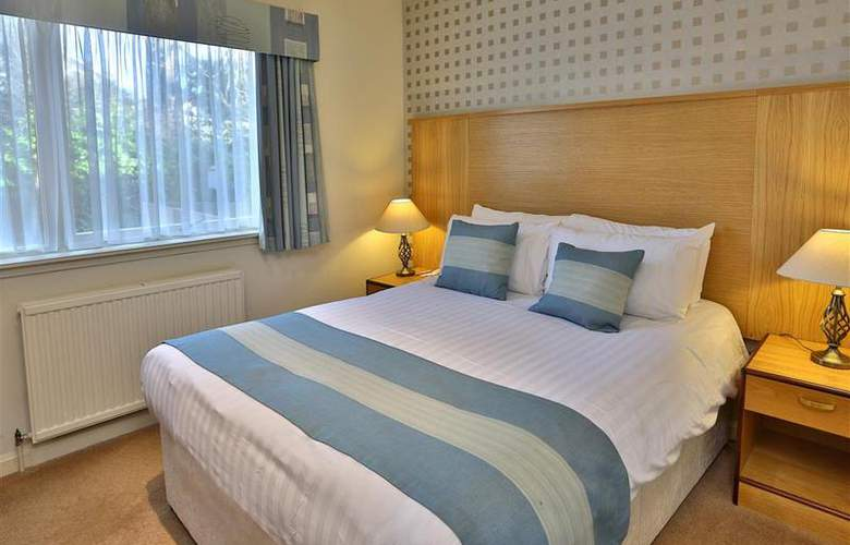 Best Western Invercarse - Room - 102
