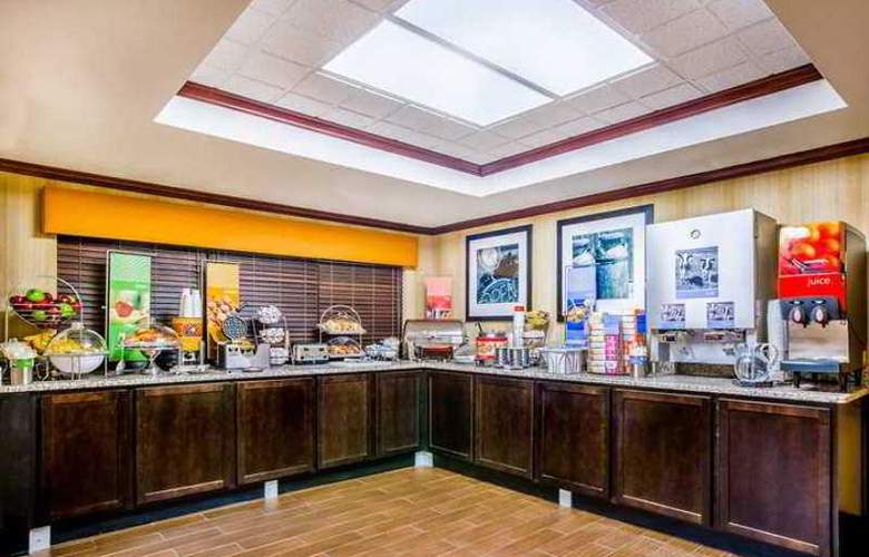 Hampton Inn Parkersburg - Hotel - 5