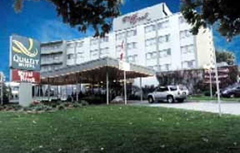 Quality Hotel & Conference Centre Royal Brockville - Hotel - 0
