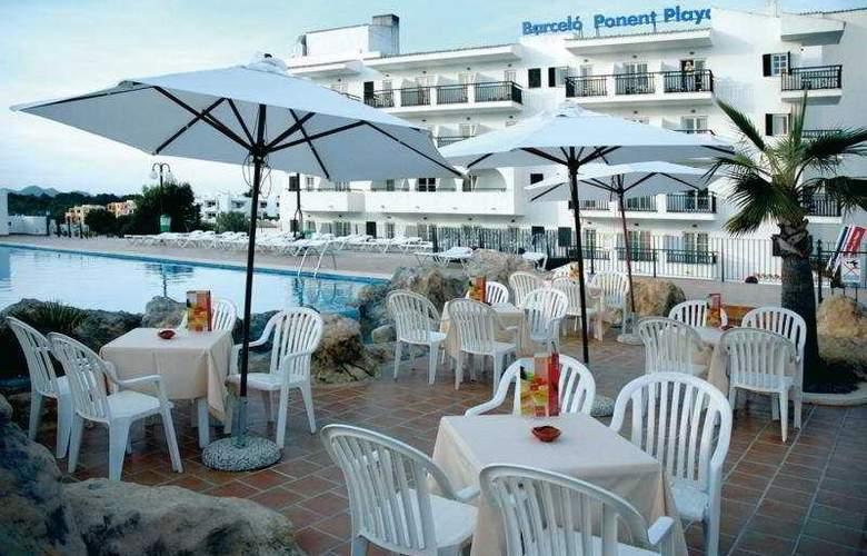 Barceló Ponent Playa - Pool - 3