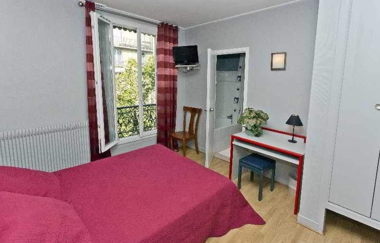 Hipotel Paris Belgrand - Room - 6