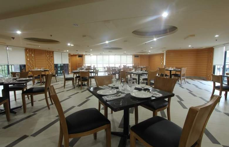 City Suites Ramos Tower - Restaurant - 1