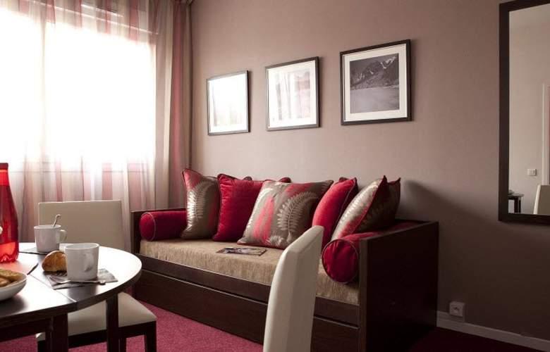 Appart Hôtel Opéralia Les Cèdres - Room - 2