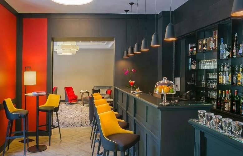 Best Western Plus Excelsior Chamonix Hotel & Spa - Bar - 53