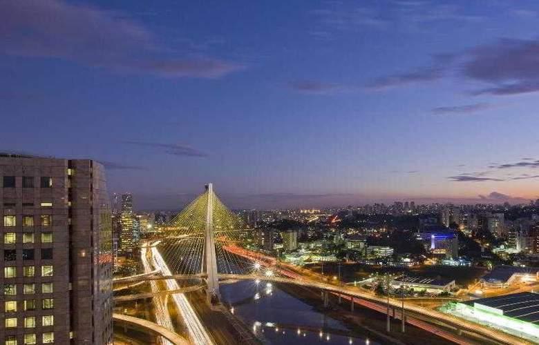 Sheraton Sao Paulo WTC - Hotel - 4