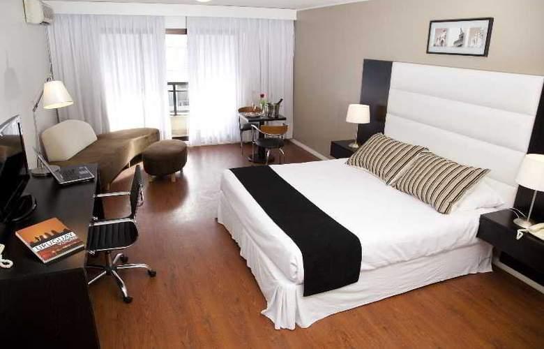 Pocitos Plaza Hotel - Room - 20
