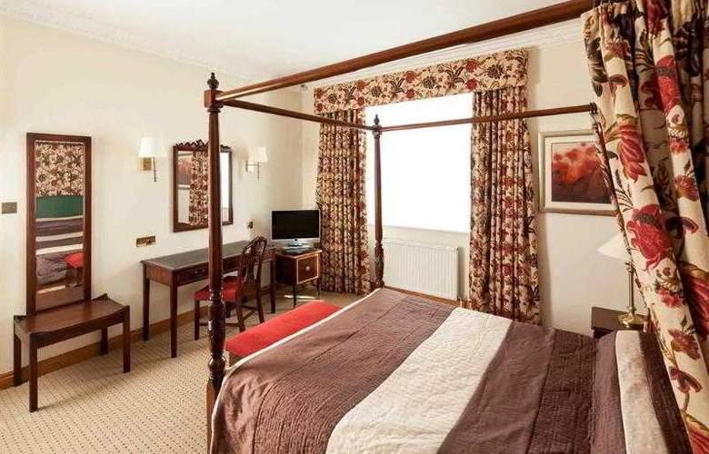 Mercure York Fairfield Manor - Hotel - 8
