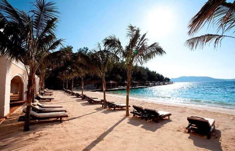 Angel´s Peninsula Hotel - Beach - 11