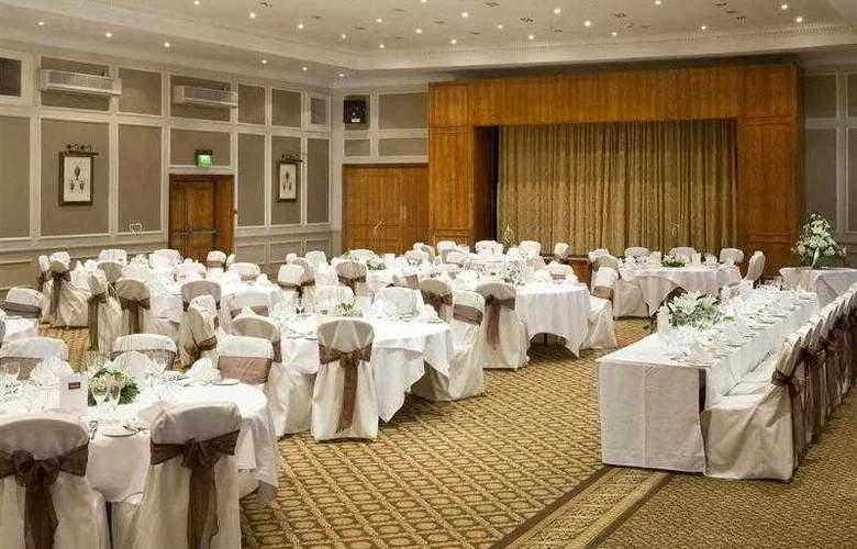 Dunkenhalgh Hotel & Spa Blackburn - Hotel - 18