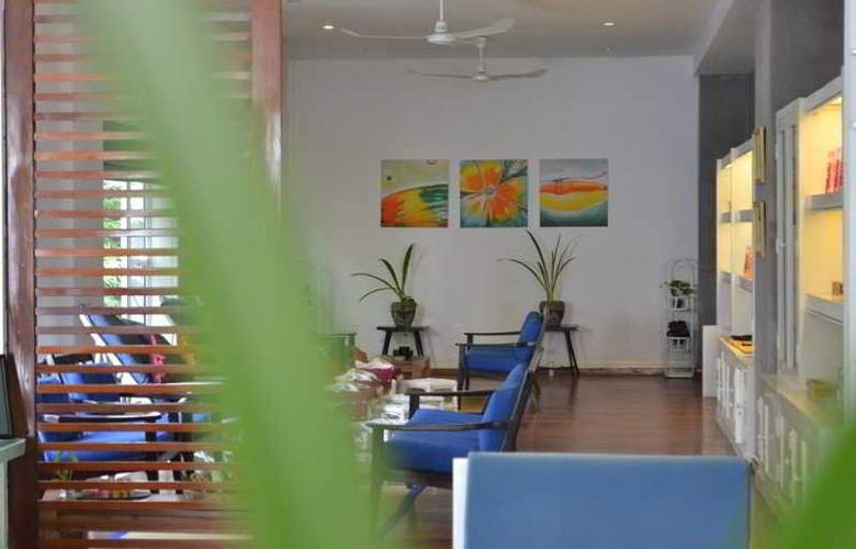 Frangipani Villa Hotel Siem Reap - Sport - 11