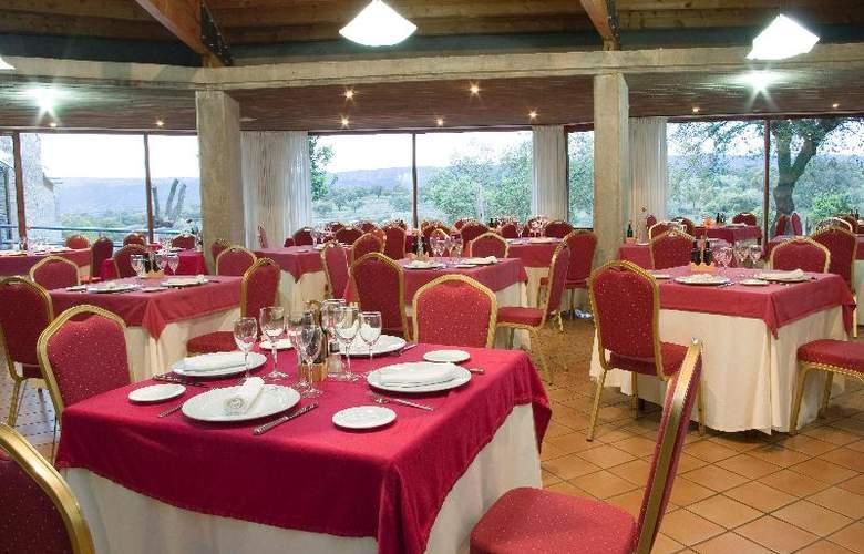 Hospederia Parque de Monfrague - Restaurant - 18