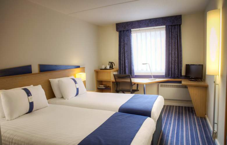 Holiday Inn Express Glasgow Theatreland - Room - 1