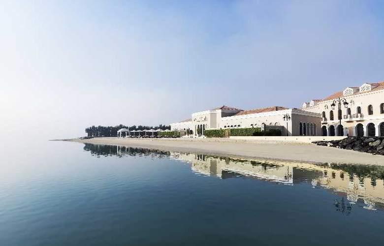 The Ritz Carlton Abu Dhabi, Grand Canal - Beach - 12