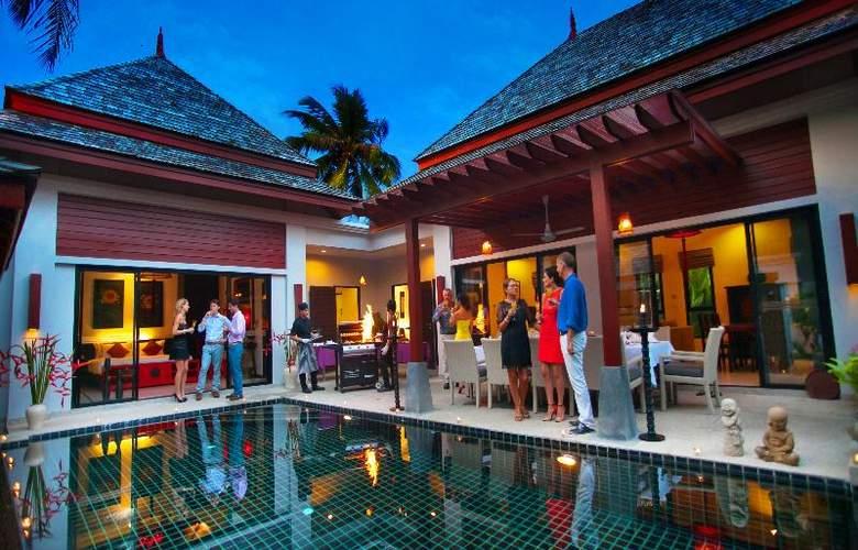 Bell Pool Villa Phuket - Hotel - 28