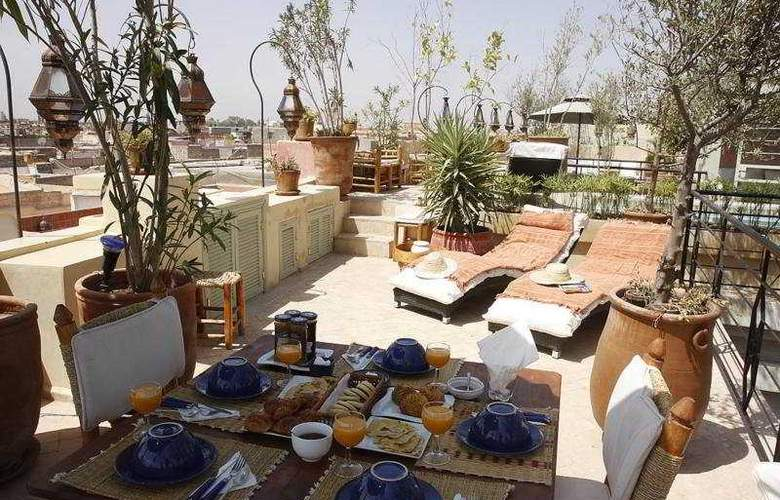 Riad Moullaoud - Terrace - 10