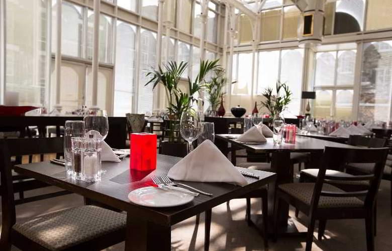 Hilton London Euston - Restaurant - 30