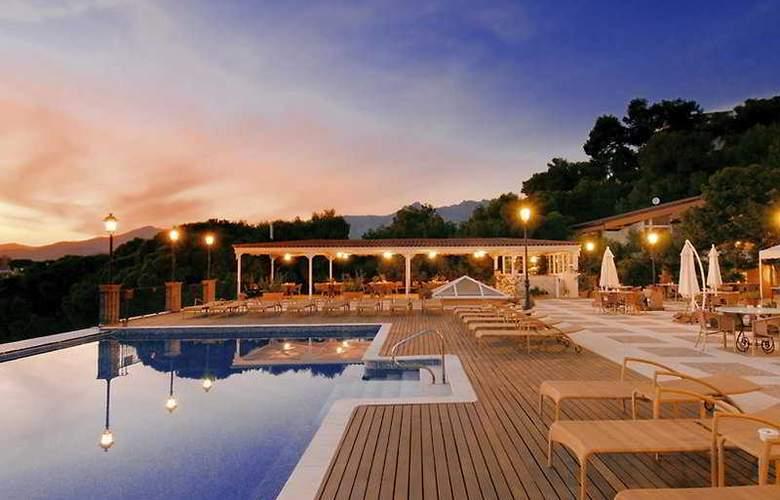 Thalasso Hotel El Palasiet - Pool - 4