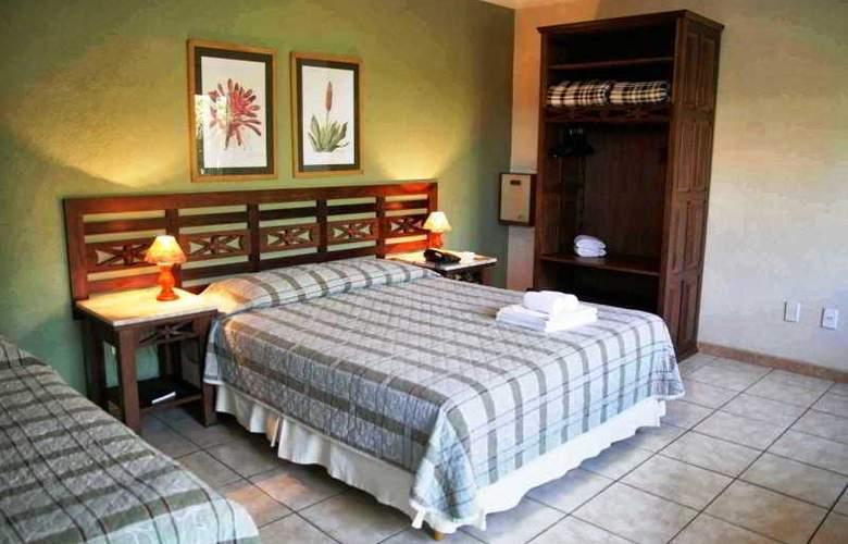 Pousada Aguas Claras - Room - 2