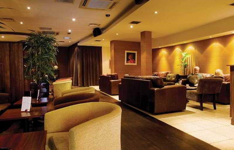 Agenda Hotel Edinburgh - Bar - 4