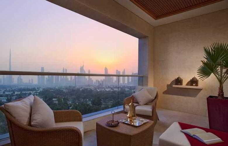 Raffles Dubai - Room - 11