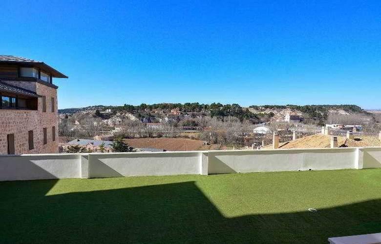 Sercotel Gran Hotel Botanicos - Terrace - 27