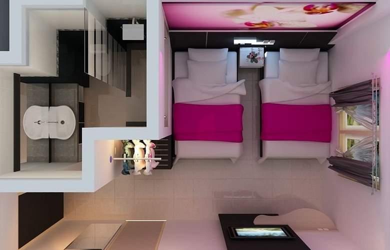 Favehotel Kusumanegara - Room - 8