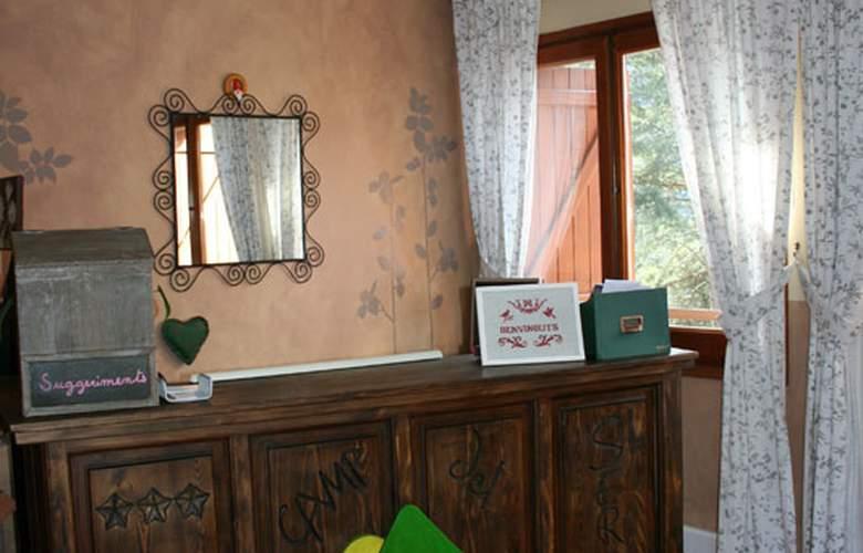 Hotel Restaurant Camp del Serrat - General - 1