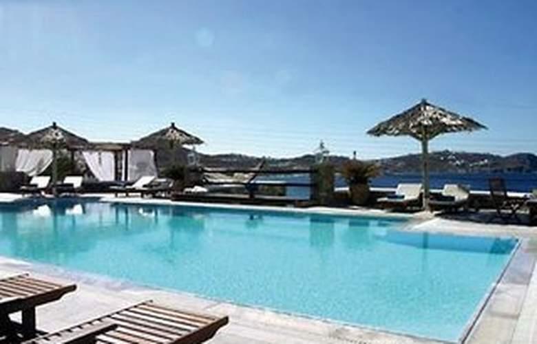 Apollonia Resort and Spa - Pool - 1