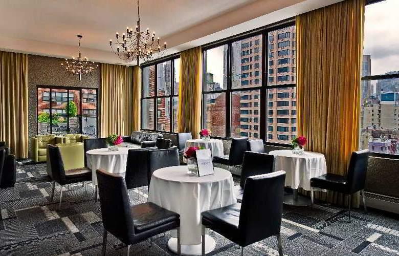 The Marcel At Gramercy - Restaurant - 7