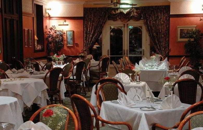BEST WESTERN Braid Hills Hotel - Hotel - 54