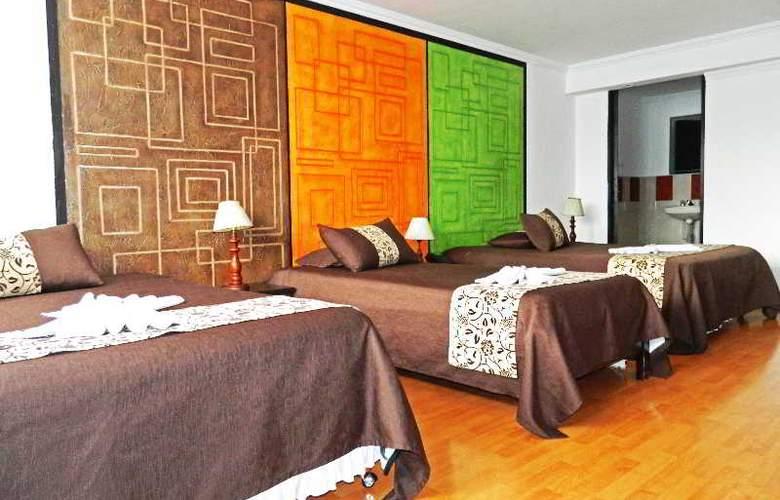 Hotel Esmeralda Real Bogota - Room - 14