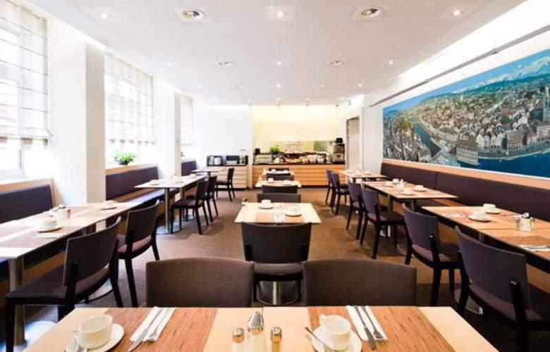 Basilea Swiss Quality Hotel - Restaurant - 10