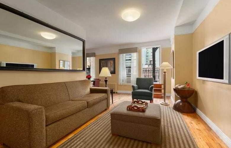 Best Western Plus Hospitality House - Apartments - Hotel - 58