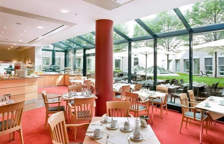 Mercure Duesseldorf Seestern - Restaurant - 58
