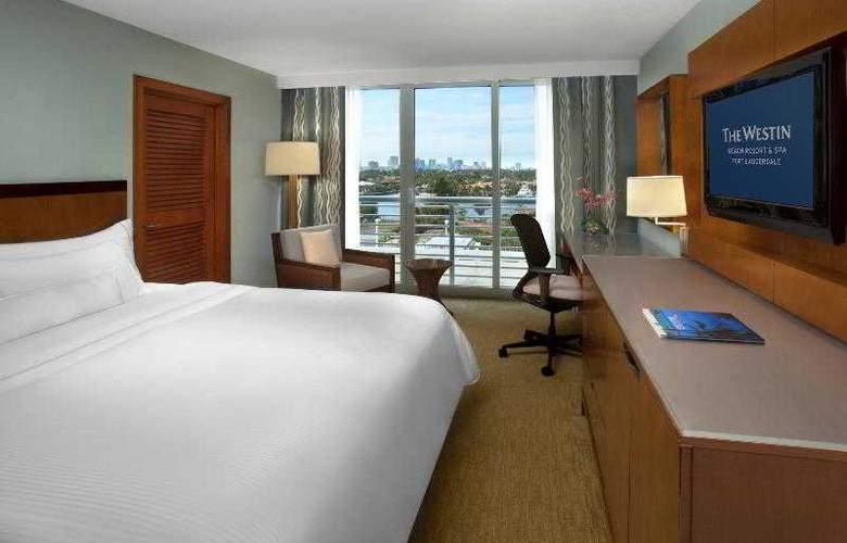 The Westin Fort Lauderdale Beach Resort - Hotel - 24
