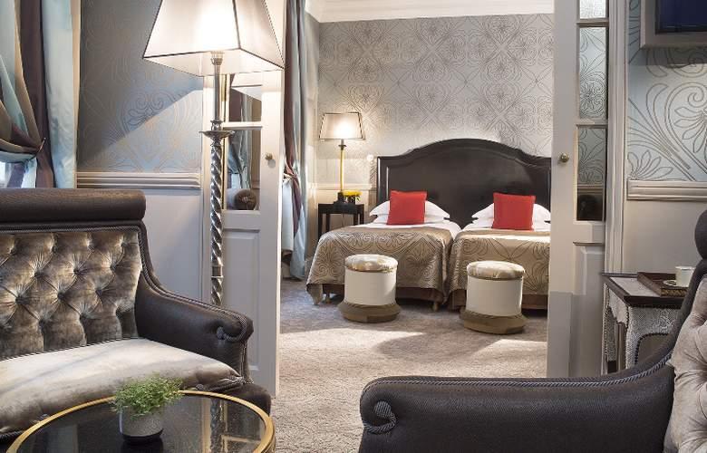 West end Paris - Room - 5