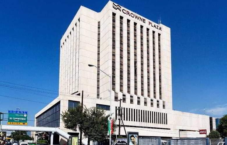 Crowne Plaza Monterrey - General - 1