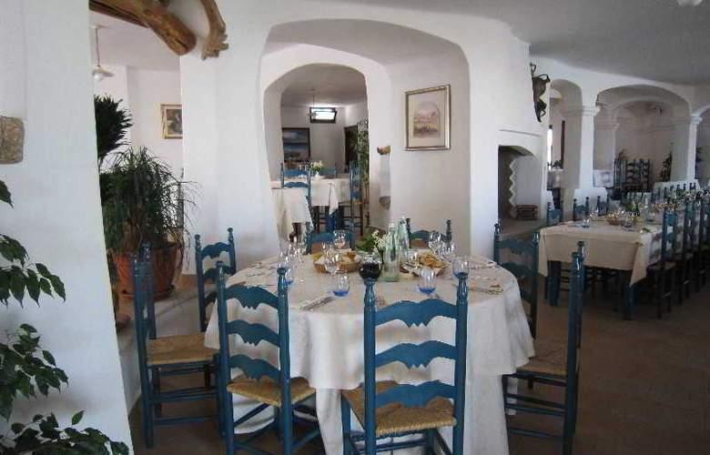 Nuraghe Arvu - Restaurant - 16