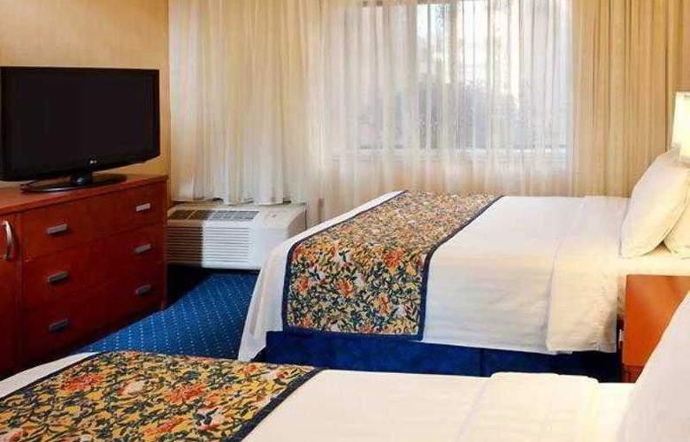 Courtyard Cincinnati Blue Ash - Hotel - 26