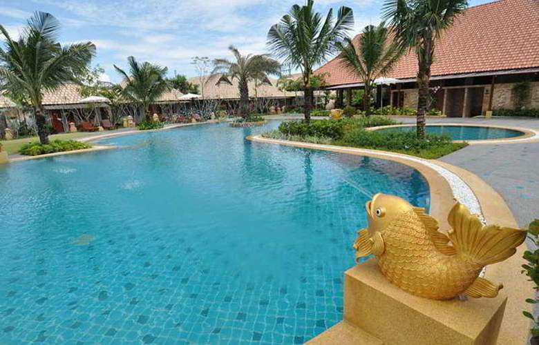 Chalong Villa Resort & Spa - Pool - 6