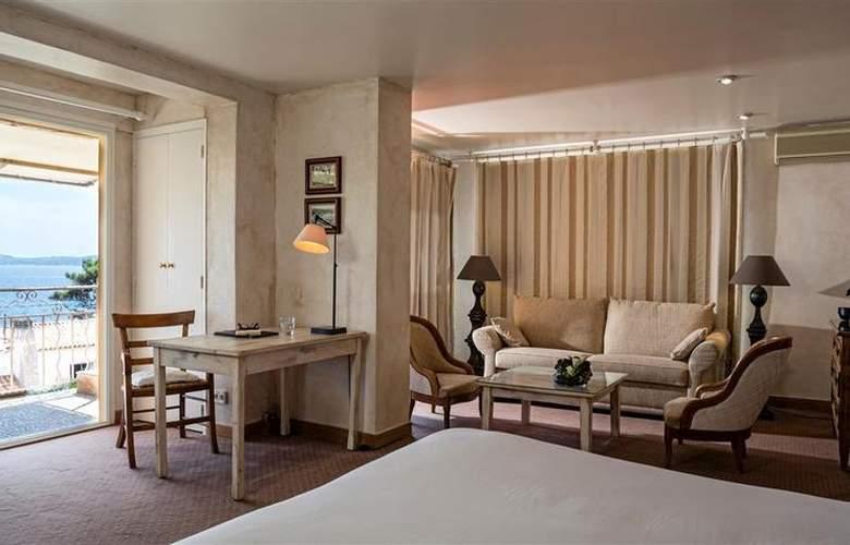 Best Western Hotel Montfleuri - Room - 82